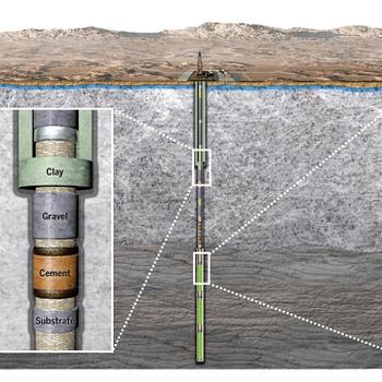 Deep Disposal - Boreholes