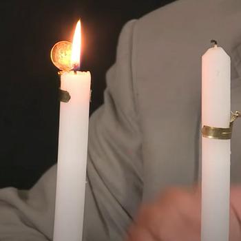 Swedish Candle Snuffer