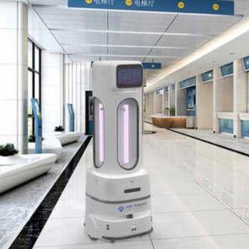 AMY M2-W2 UVC Disinfection Robot